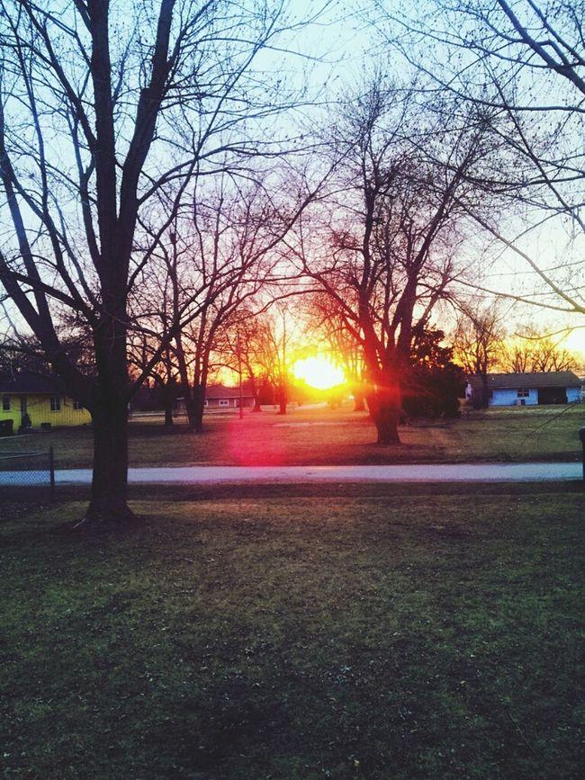 Sunsets are my fav ♡ Enjoying Life