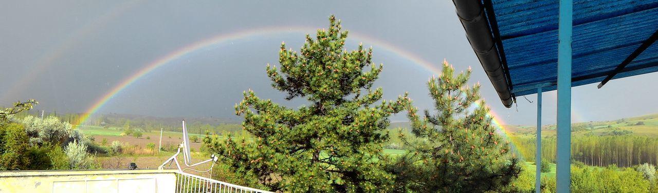 Envision The Future Çankırı / Turkey Rainbows No Filter Olcay Özfırat