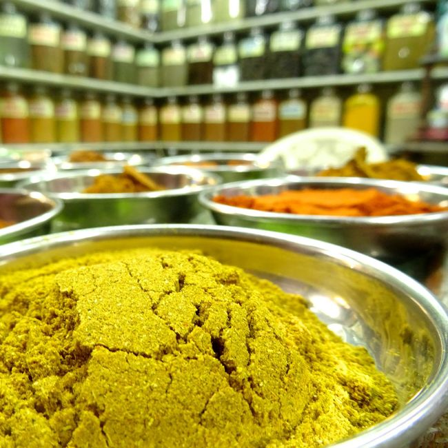 Close-up Food Food And Drink Freshness Healthy Eating India Indian Spices Spices