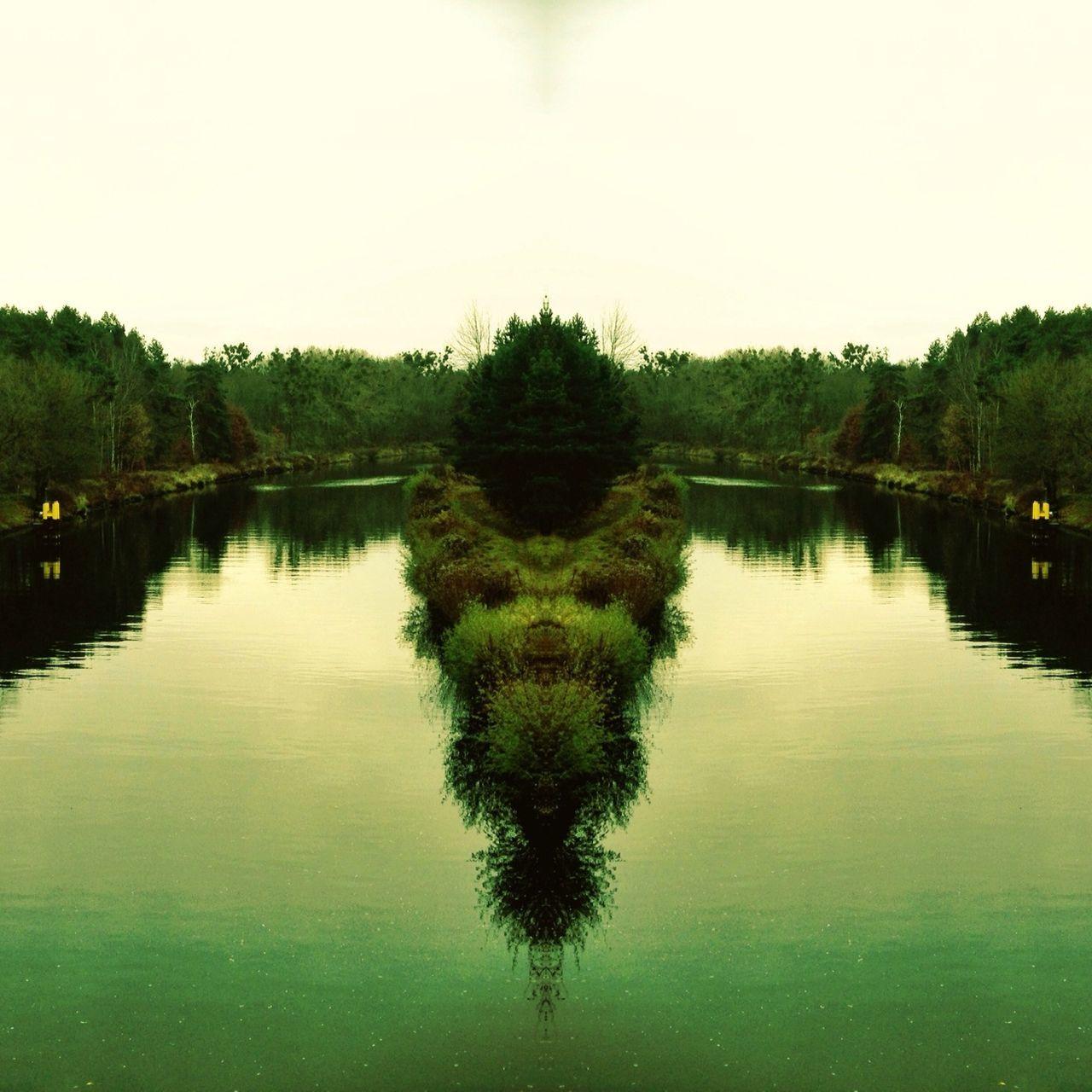 Geometry Landscape