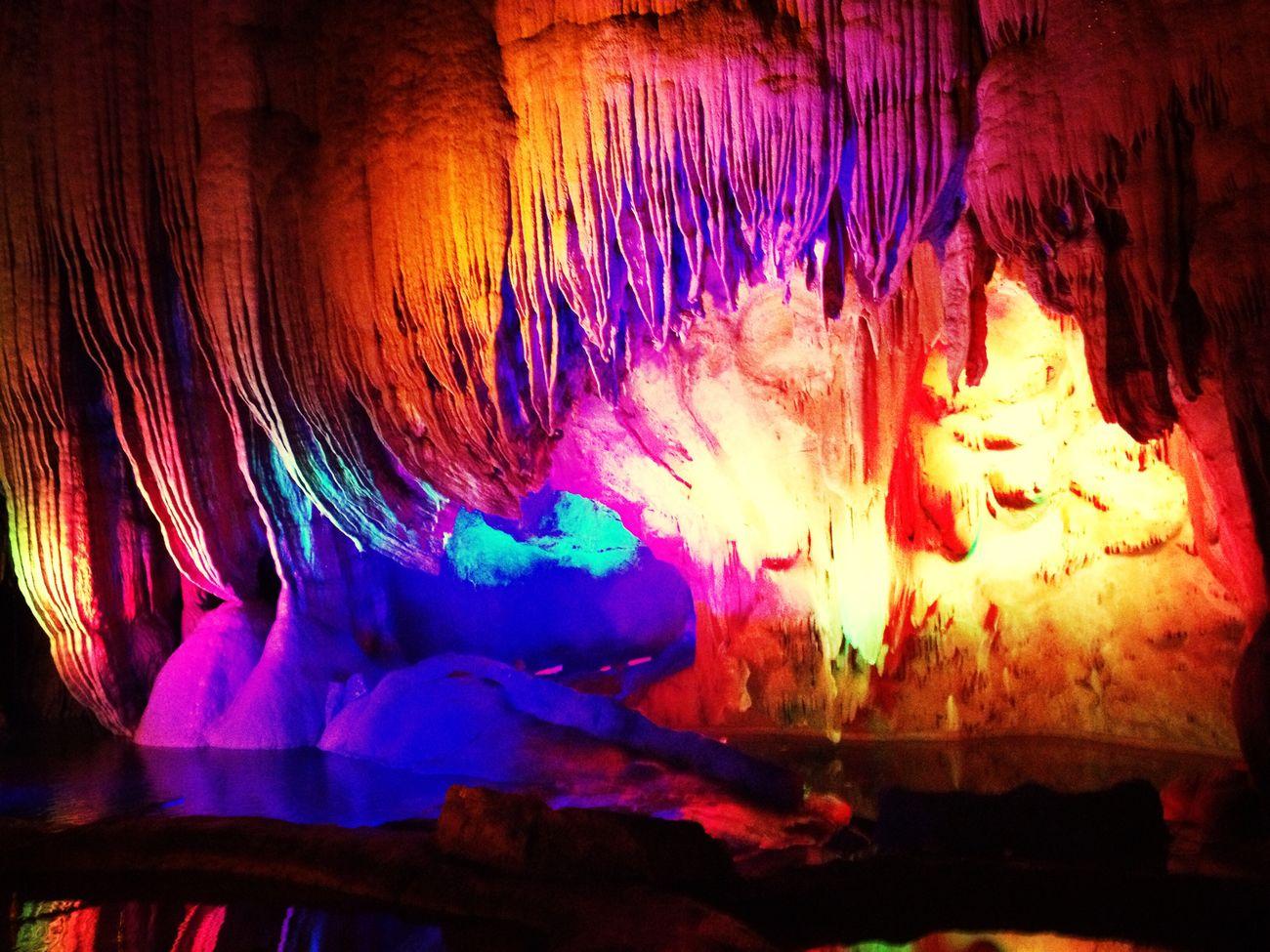 China Purenature Tropfsteinhöhle