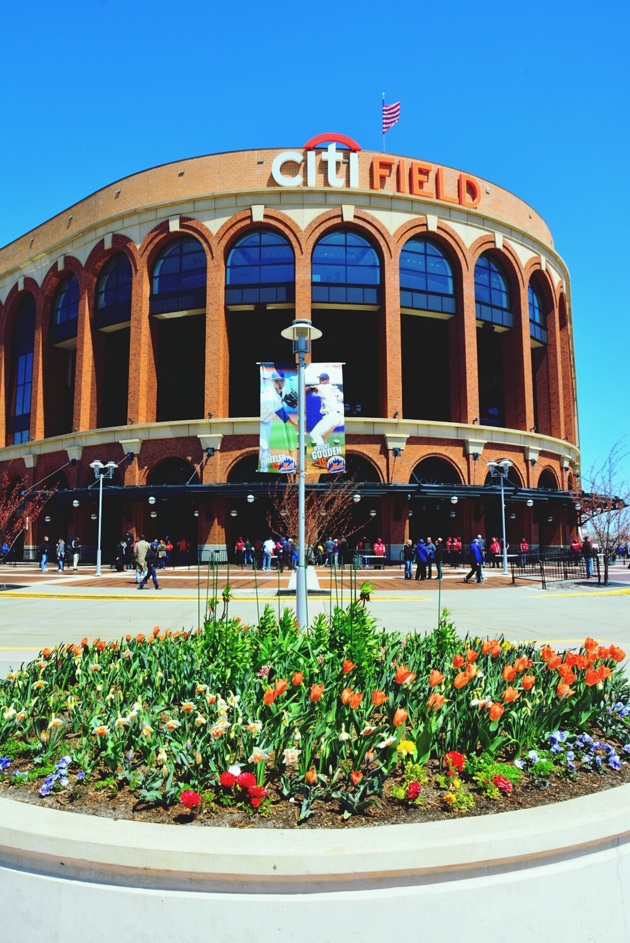 Mets v. Cardinals - a great day for afternoon baseball.... Baseball Eye4photography  New York Citifield