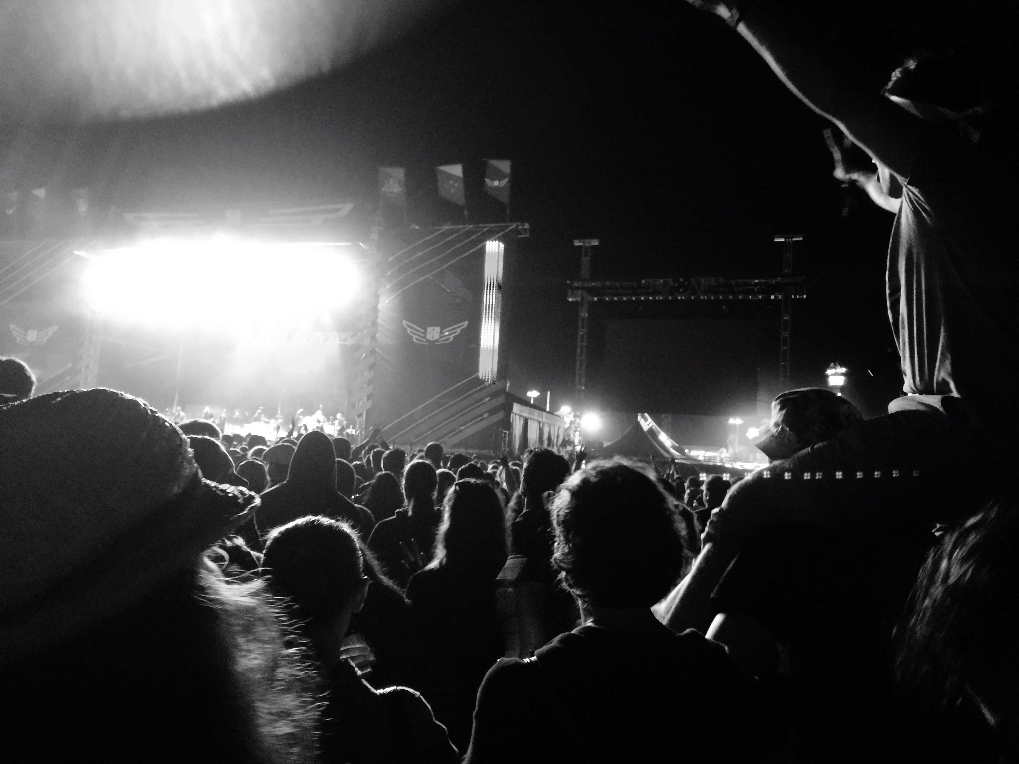 large group of people, crowd, illuminated, lifestyles, music, men, night, arts culture and entertainment, nightlife, leisure activity, person, event, performance, music festival, enjoyment, togetherness, concert, popular music concert