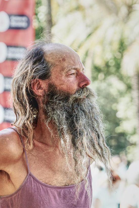 The Street Photographer - 2017 EyeEm Awards Man Portrait Streetphotography Homeless Yogui