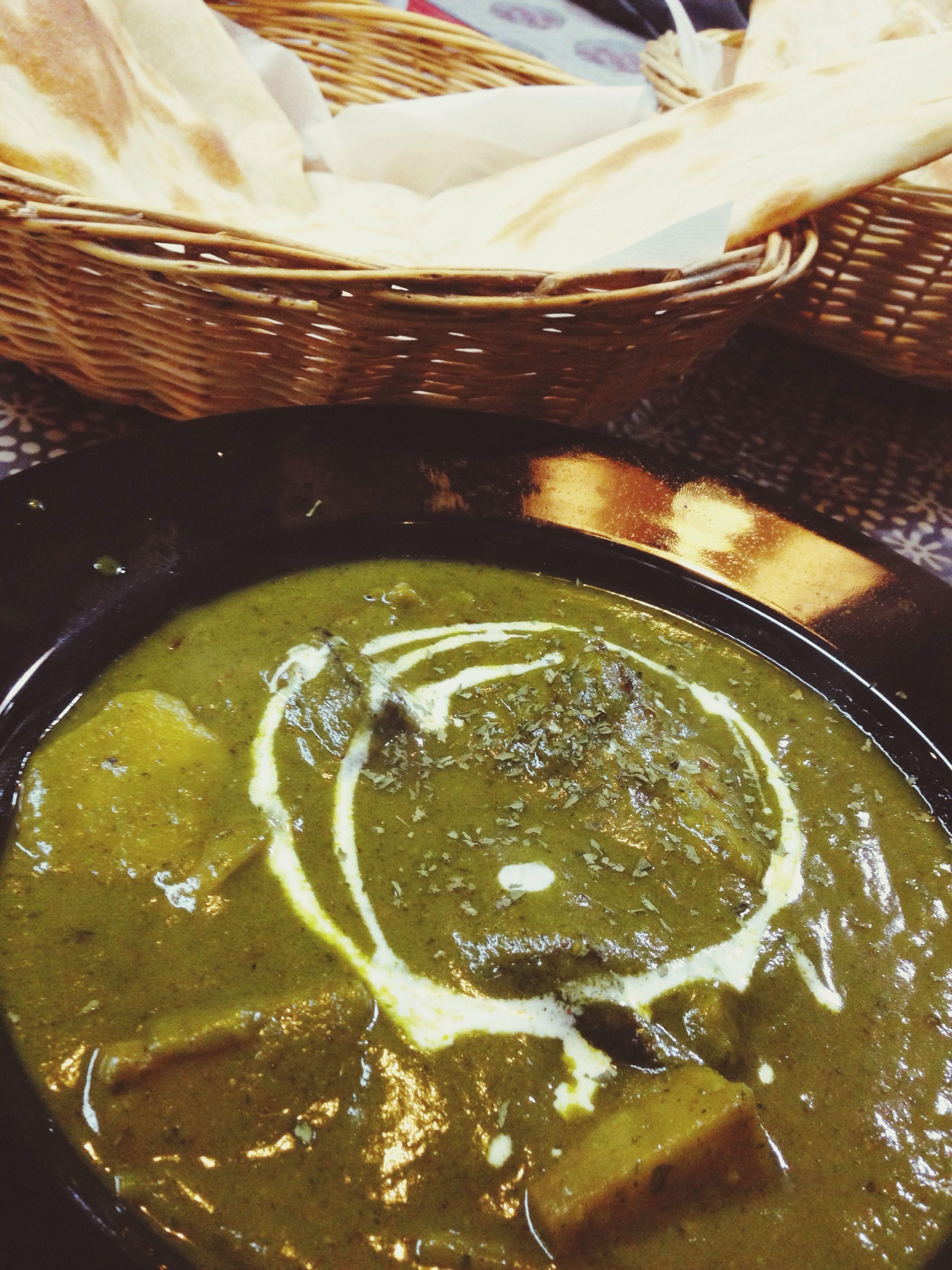 インドカリー!! Curry Eating Delicious Dinner