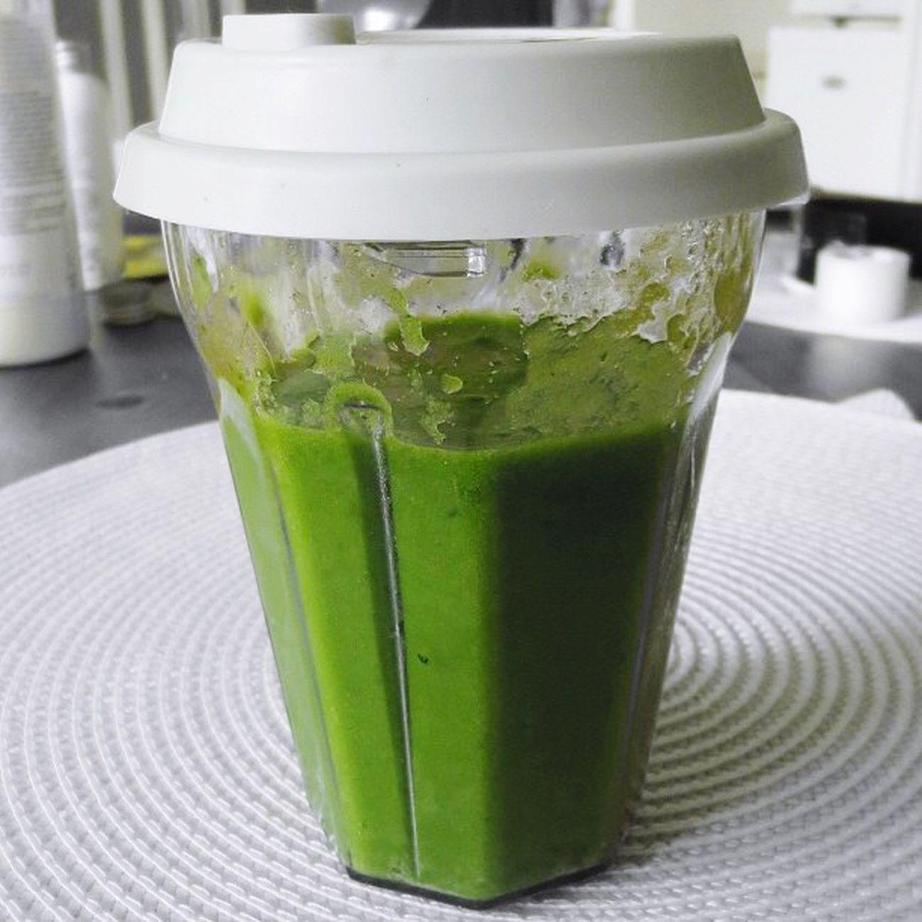 On A Health Kick Green Juice