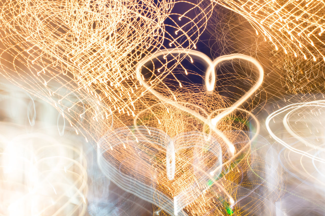 "Long-exposure of the Christmas Lights in Colmar with what I'd call ""creative shake"". Have a wonderful Christmas everyone. Abstract Best Christmas Lights Christmas Creative Creative Light And Shadow Glowing Gold Golden Goldenretriever Heart HeartPainting Hearts Illuminated Long Exposure Love Night Night Lights"