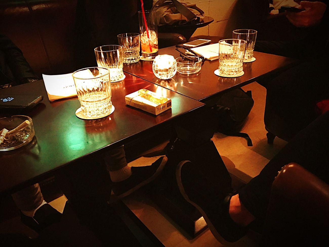 Table Drink Night Drinking Glass Indoors  Bar Nishiazabu Minatoku Alcohol Followme Like Happy Swag