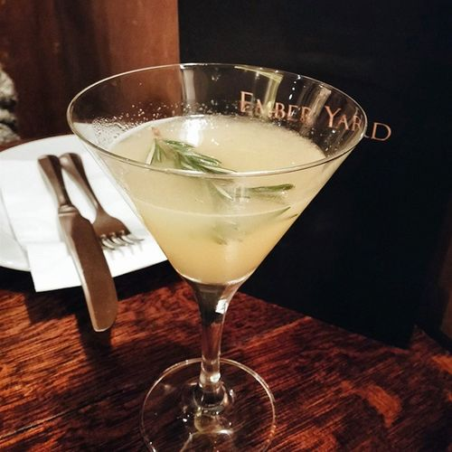 Emberyard Soho Vscocam Cocktail tequila spanish food london UK