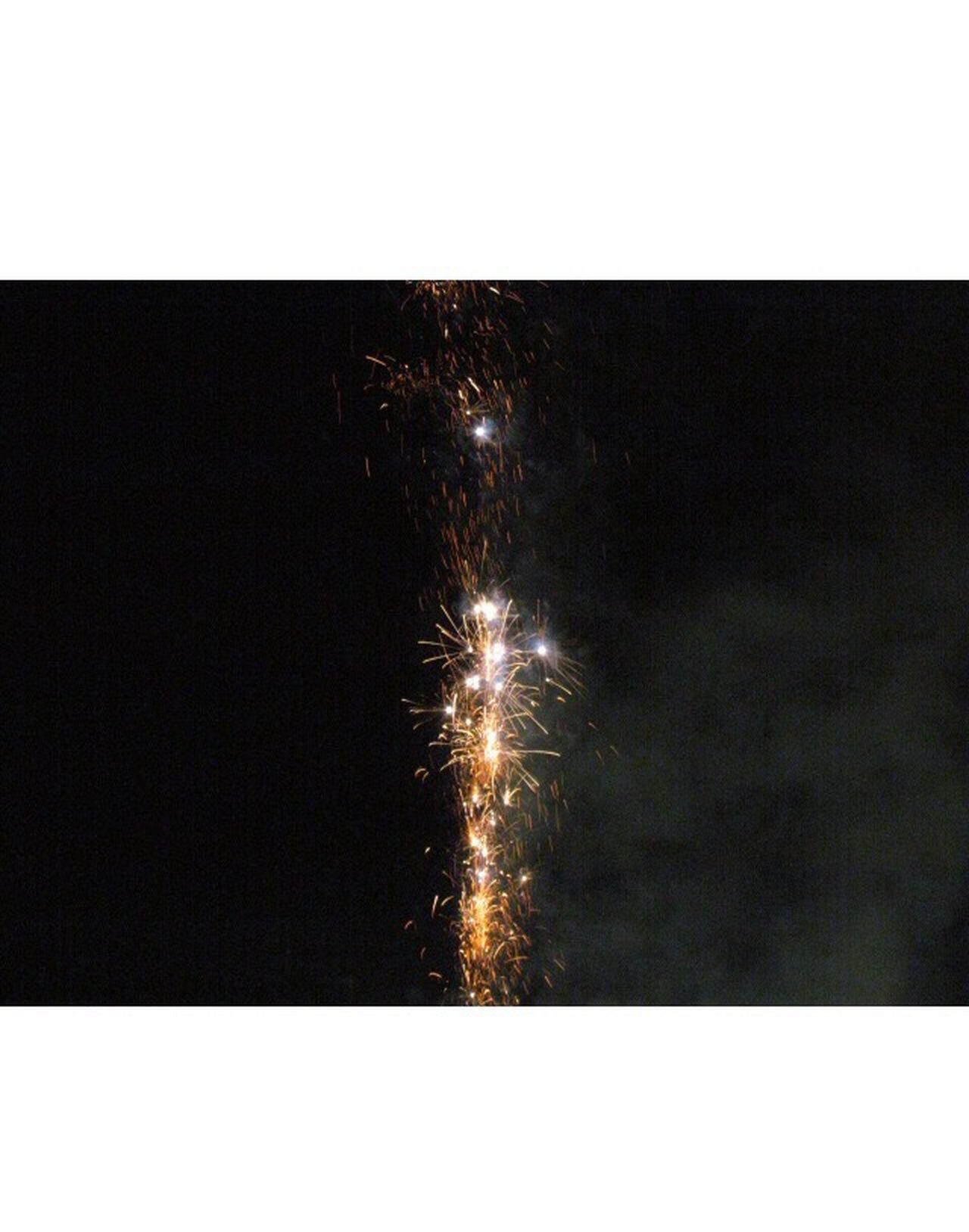Magical night with fireworks Sparks Glowing Celebration Night Fireworks Lights Nightphotography