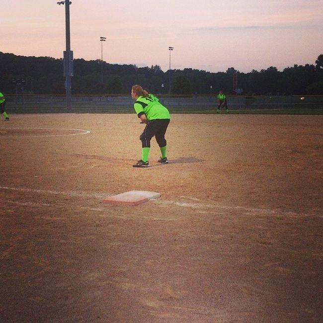 Swag Softball Firstbase