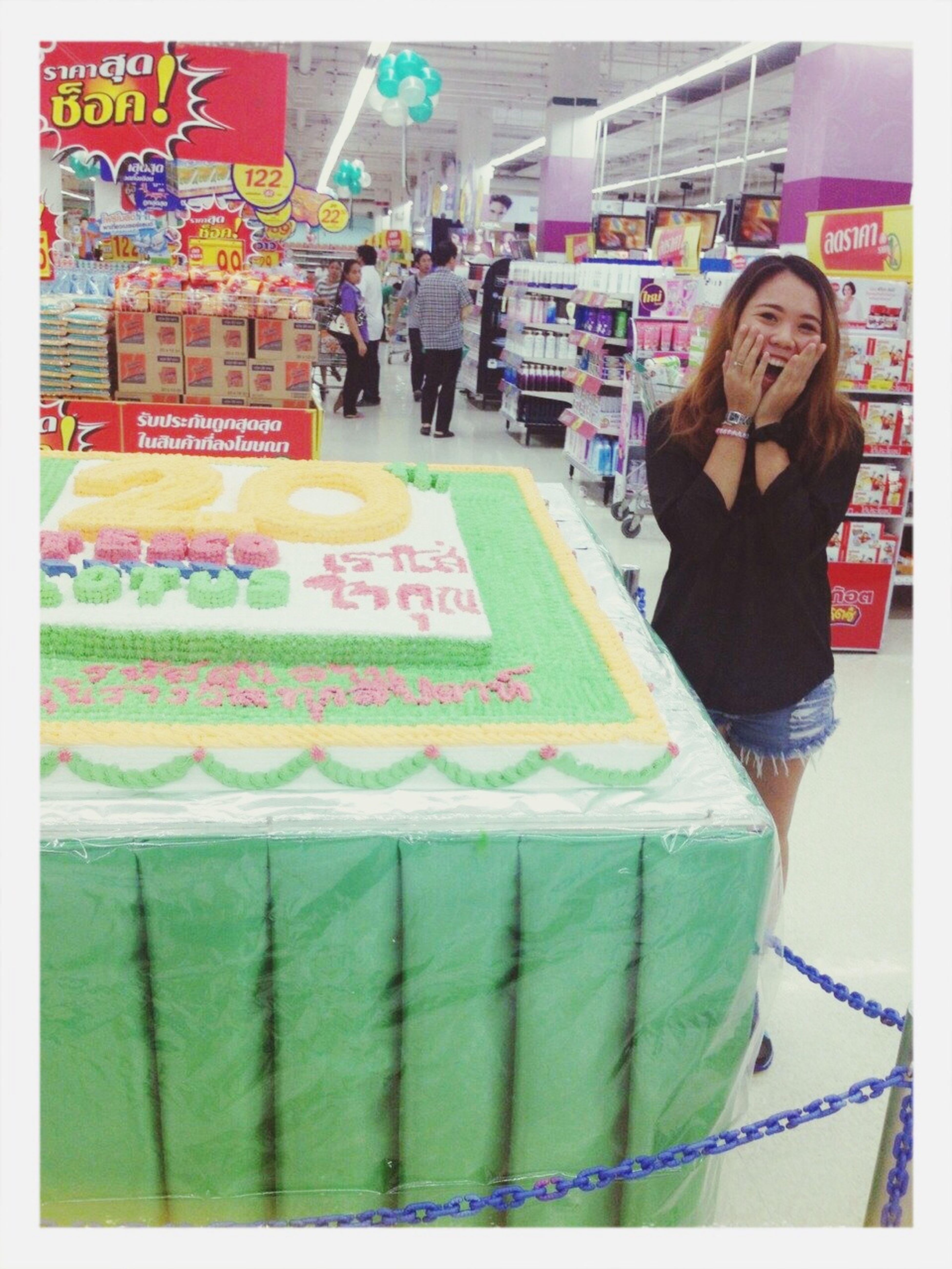 Happy birthday my 27 years old :)