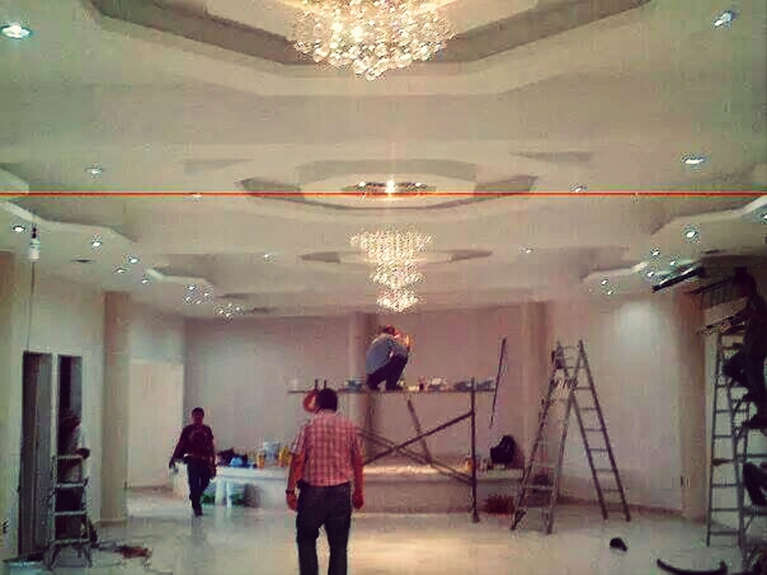 Chandelier Lamp Handmade Manufacturing #follow