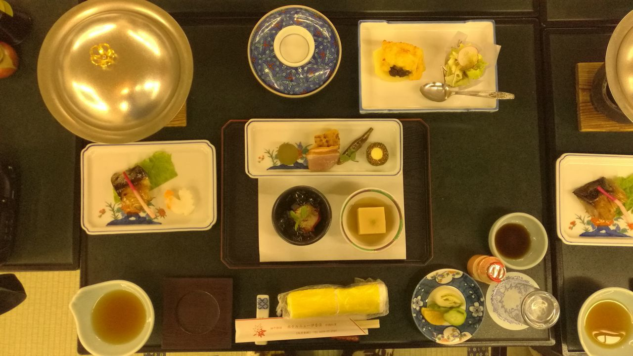 Japanese Food Ready-to-eat