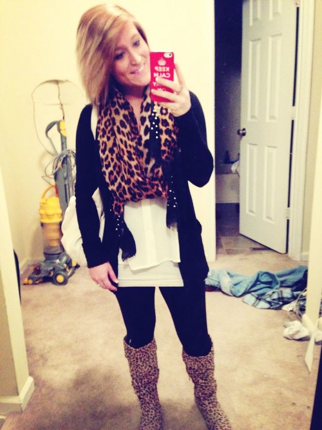 Obsessed With Cheetah Print