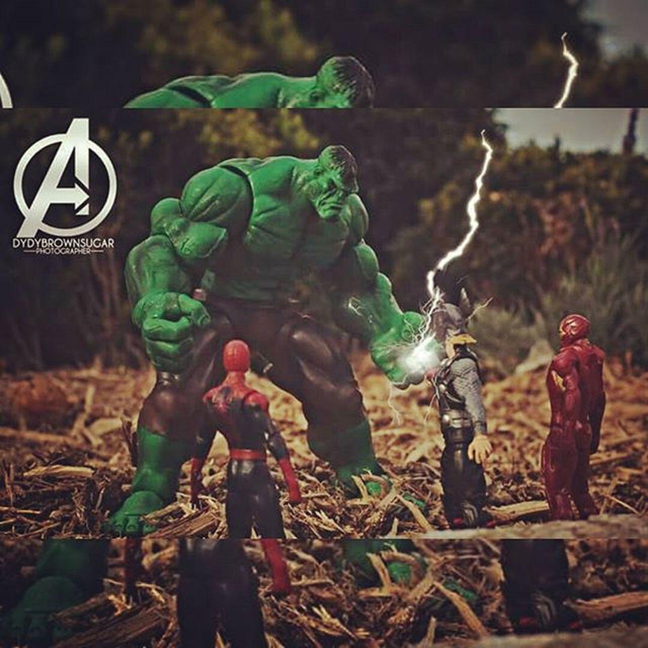 Dydy Dydybrownsugar Originalprodige Photo Photographer Photographe Photographie  Marvel Marvelcomics Comics Hulk IncredibleHulk Spiderman Theamezingspiderman Ironman Thor