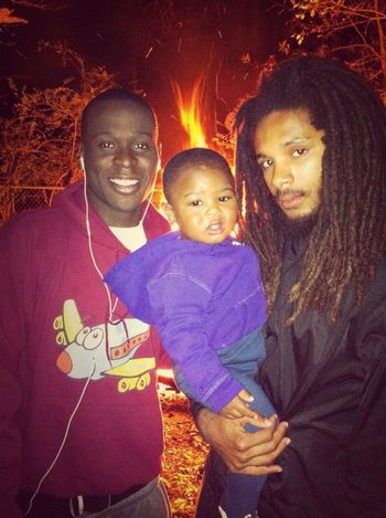 Blakk Jordan &nd Uncle K