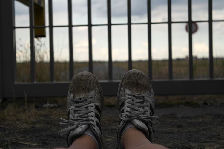 My beloved sneakers! They've been all the places I've been