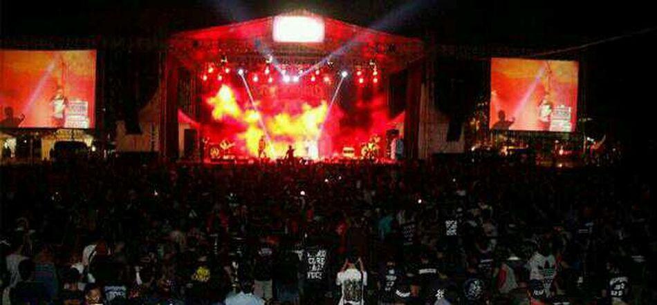 BEHEMOTH IN ROCK IN SOLO 2013 Rockinsolo RIS2013 Concert Rockfest