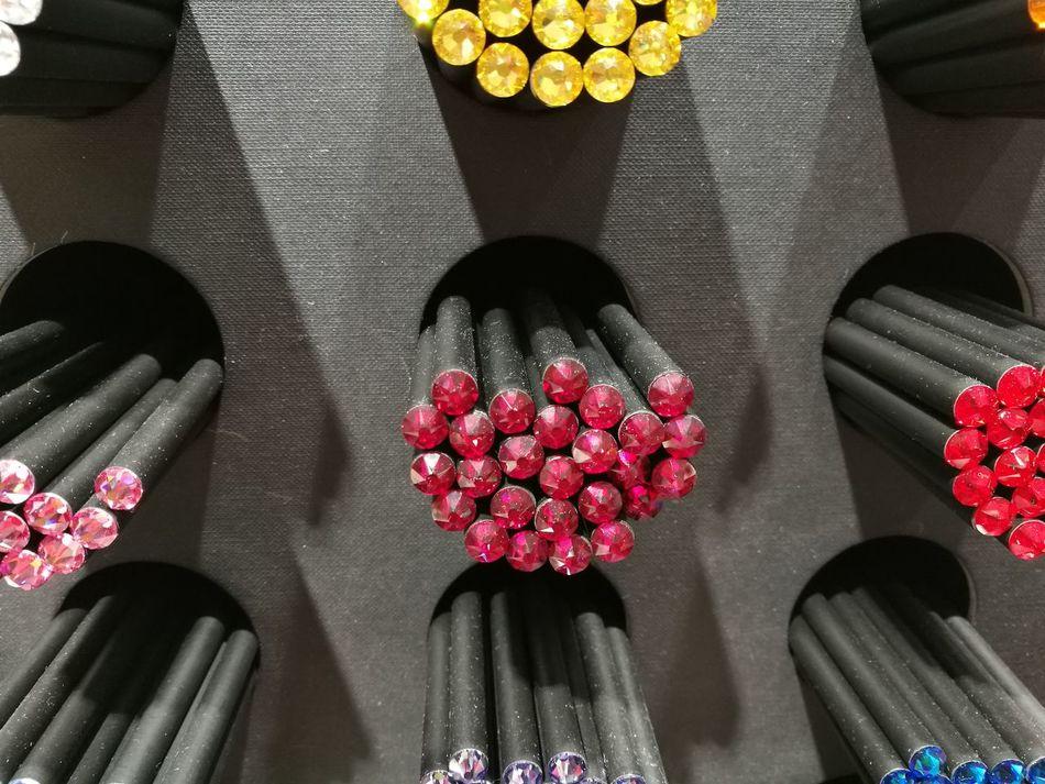 pencils decorated with Swarovski Decorated Different Group Pencils Retail  Shop Swarovski