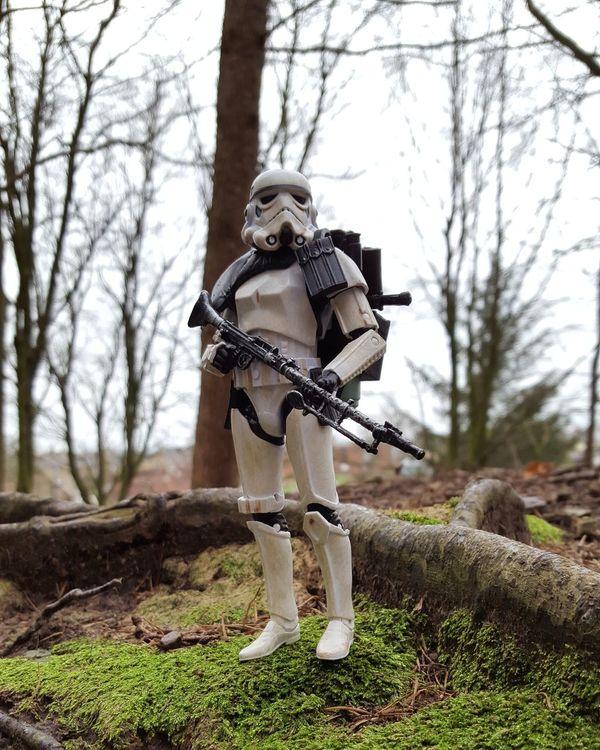 Starwars Sandtrooper Stormtrooper Action Figures Toy Photography Darthvader Lukeskywalker Hansolo Chewbacca R2D2 C3po Starwarstheforceawakens KyloRen Bb8 Rey Finn HasbroToyPic