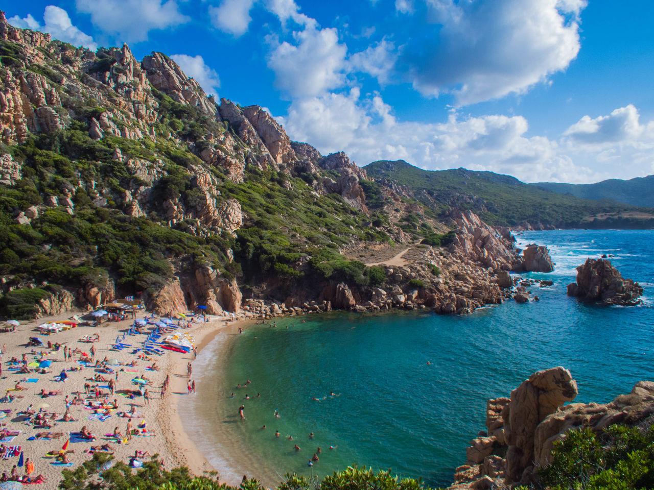 Li Cossi Maresardo Sardegna Sardegnamare Sardinia Sardinia Sardegna Italy  Sea Spiaggia