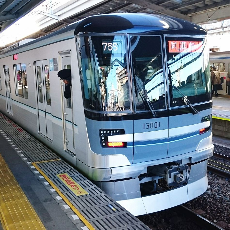 鉄道 Train Train Station Trains 乗り物 日比谷線 東京メトロ