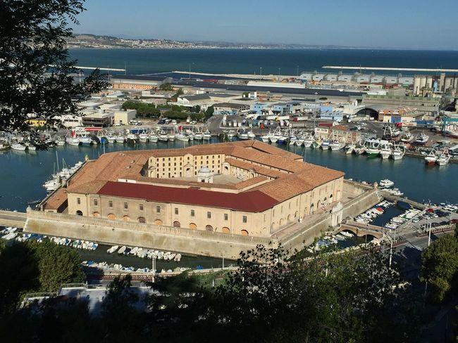 Architecture Building Exterior Built Structure No People Town Travel Destinations Anconatourism Marchetourism