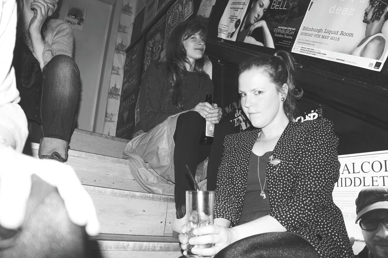 The look of love. Portraitseries Thesekids Nightsinthecity Edinburgh Photography Blackandwhitephotography Portrait Monochrome Blackandwhite People And Places
