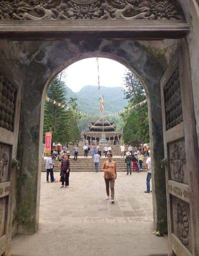 Door Doorsworldwide Doors Doorporn Vietnam Door Perfume Pagoda Pregnant Lady In Doorway