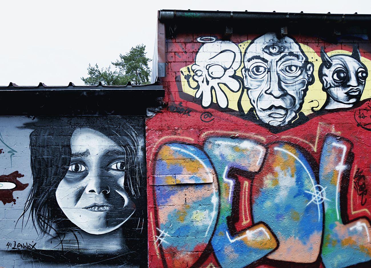 UrbanART Urban Rote Fabrik Graffiti EyeEm Best Shots Streetphotography Urban Landscape Transcience