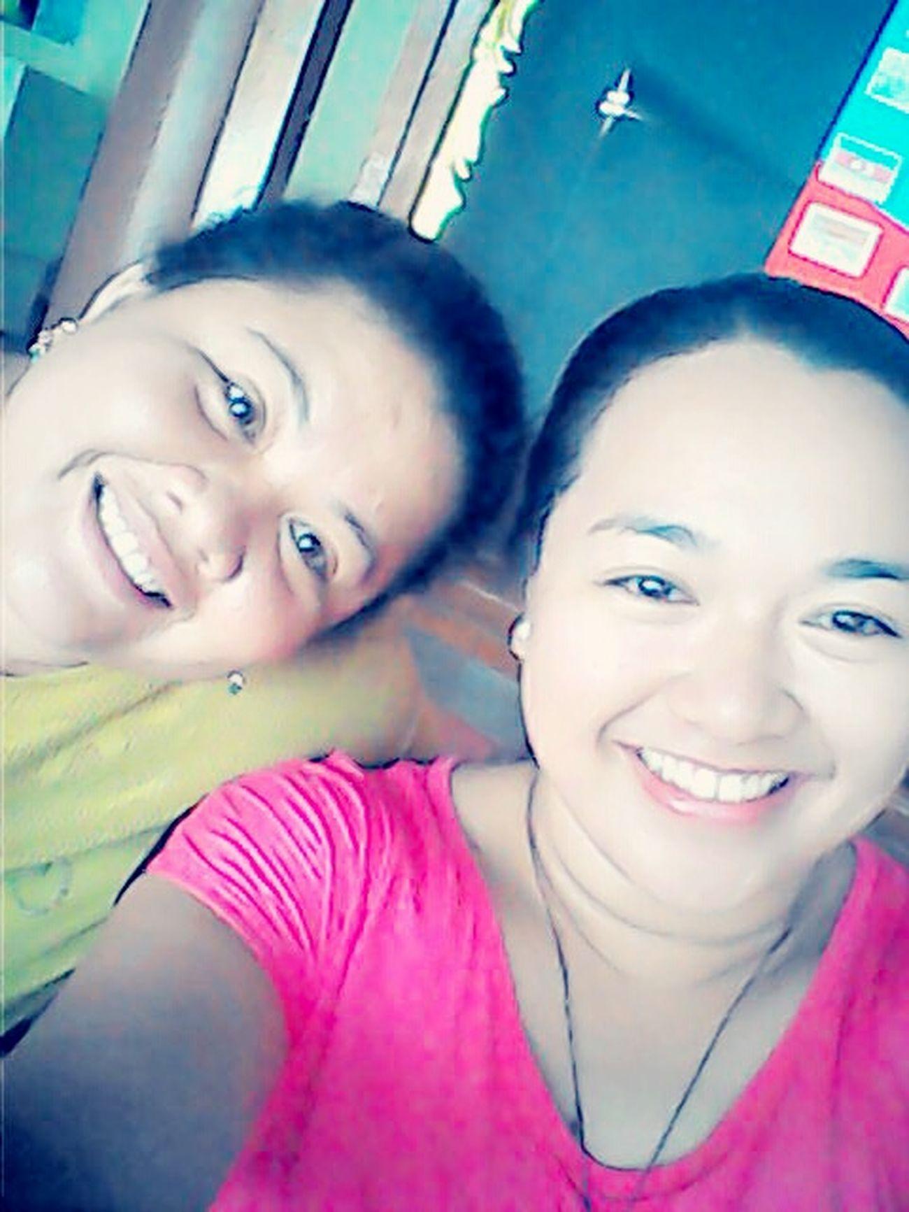 Big smiles gikan namong mag practice teach na rung ting klase puhon. 😄😃😂 Excited Selfie Selca