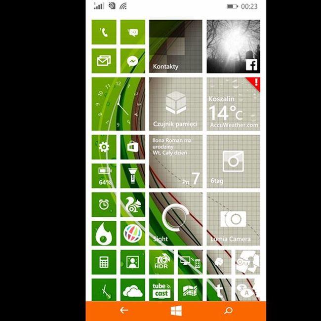 My Lumia. Lumia535 Microsoft Windowsphone8 .1