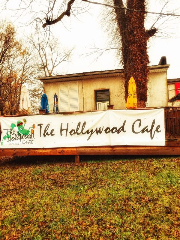 Rear, The Hollywood Cafe. Hollywoodcafems