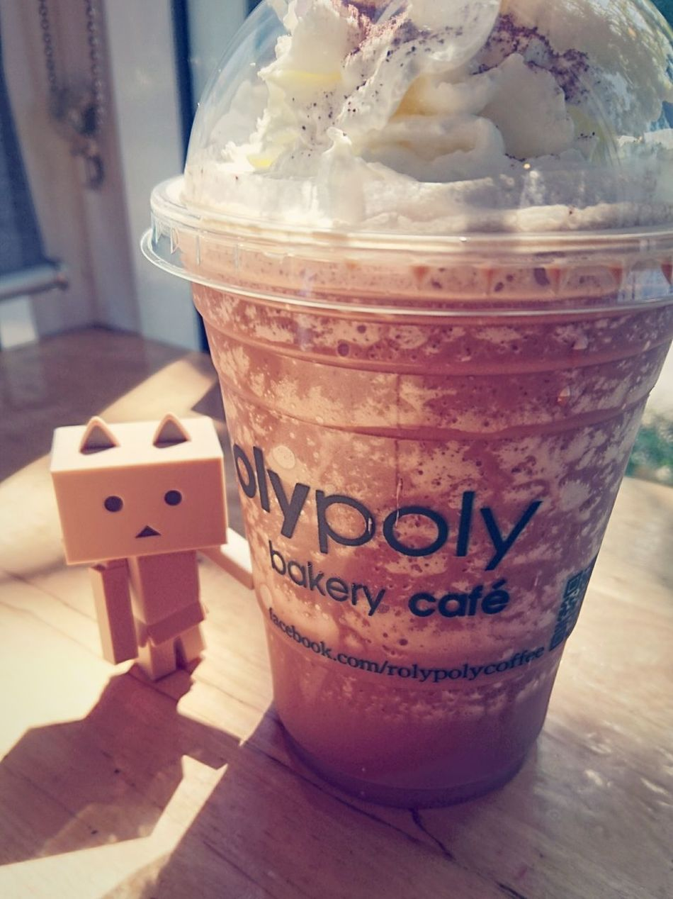 Nyanboard Coffee Danboard Danbo