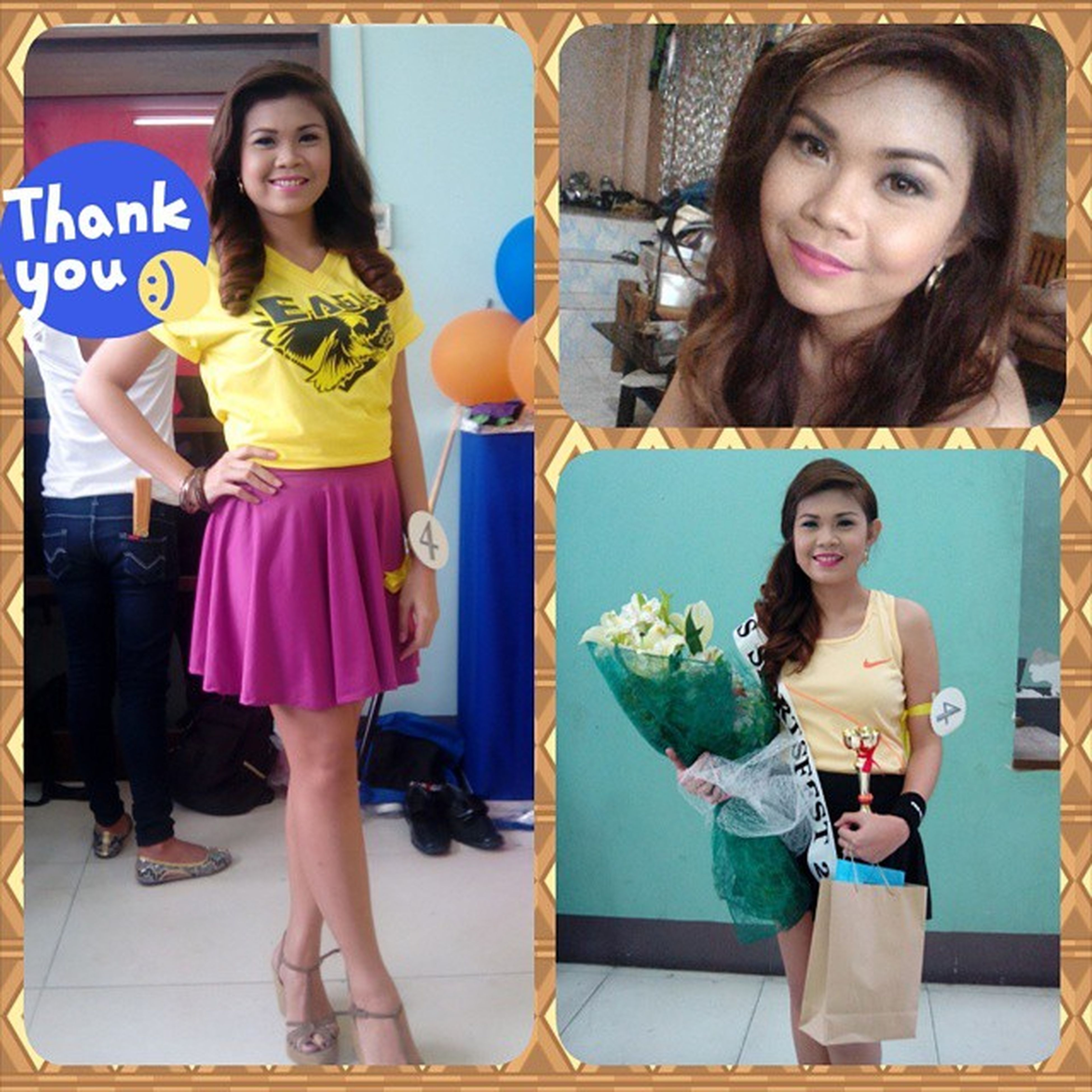 Bagged it! Thank you for the oppurtunity SSI.. :D HMUA by @reyaugusto18 Love the transformation. MsSportsFeast