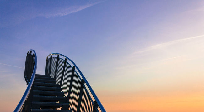 Angerpark Art Brigde Duisburg Germany Magic Mountain Most Extreme Staircases Sculpture Sky Structure Sunset Tiger And Turtle Tigerandturtle Fresh on Market April 2016 Here is the video for the picture: https://youtu.be/22W1WcP-DVk