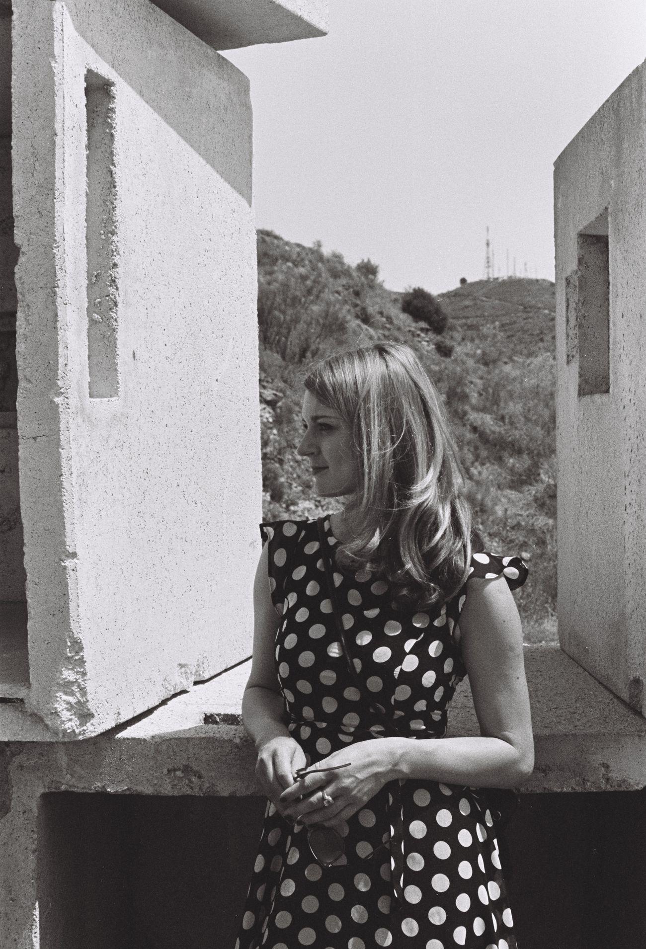 Black And White Eye ❤️ Foto Kotti Kodak Tri-X 400