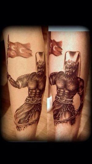 Bozkurt Tattoo Turkey