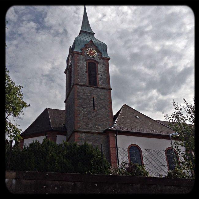 Buchen Ortsteil Hettingen Kirche Church