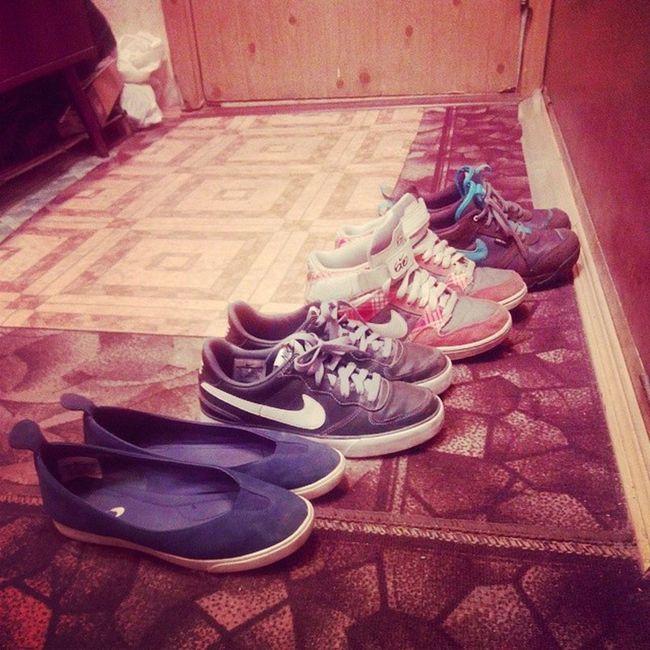 На все случаи жизни) найки , Nike