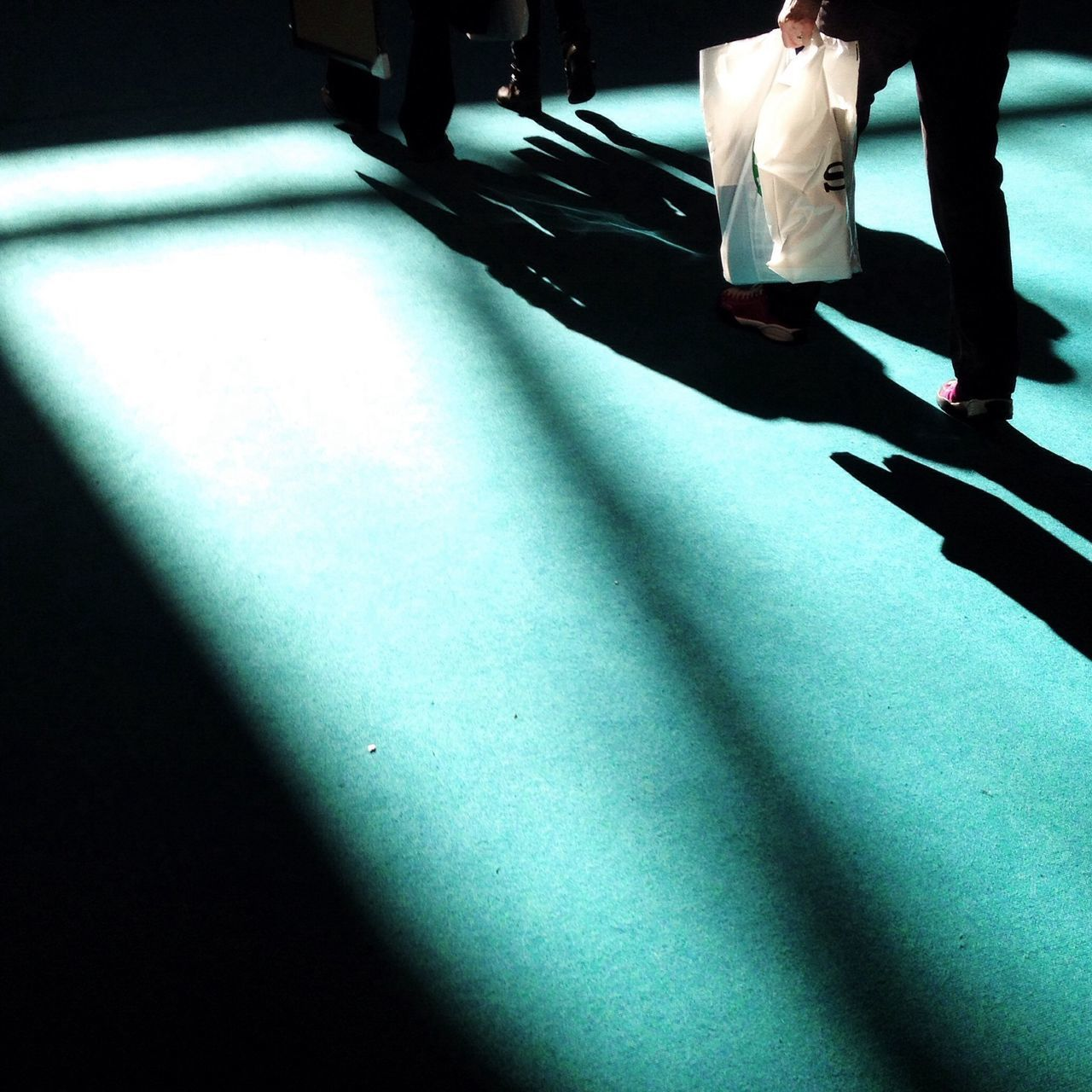 At The Photography Show. Light And Shadow Shadows Contrast People Colour Of Life