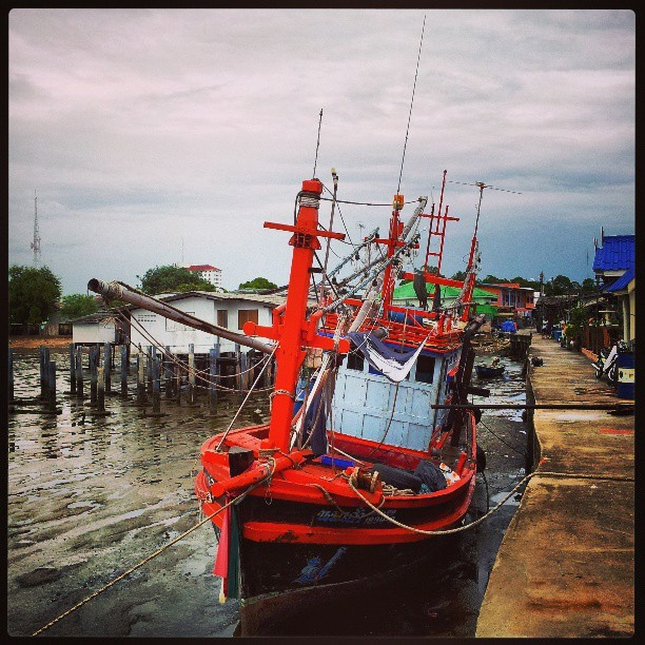 Thaifishingboat Thaifishing Thailand_allshots Thaistagram