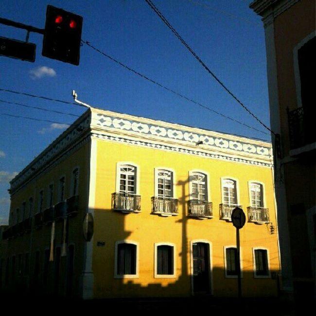 Casadacultura Sobral Sobralcity Ceará fachada facade centrohistórico bluesky luzdosol sunlight
