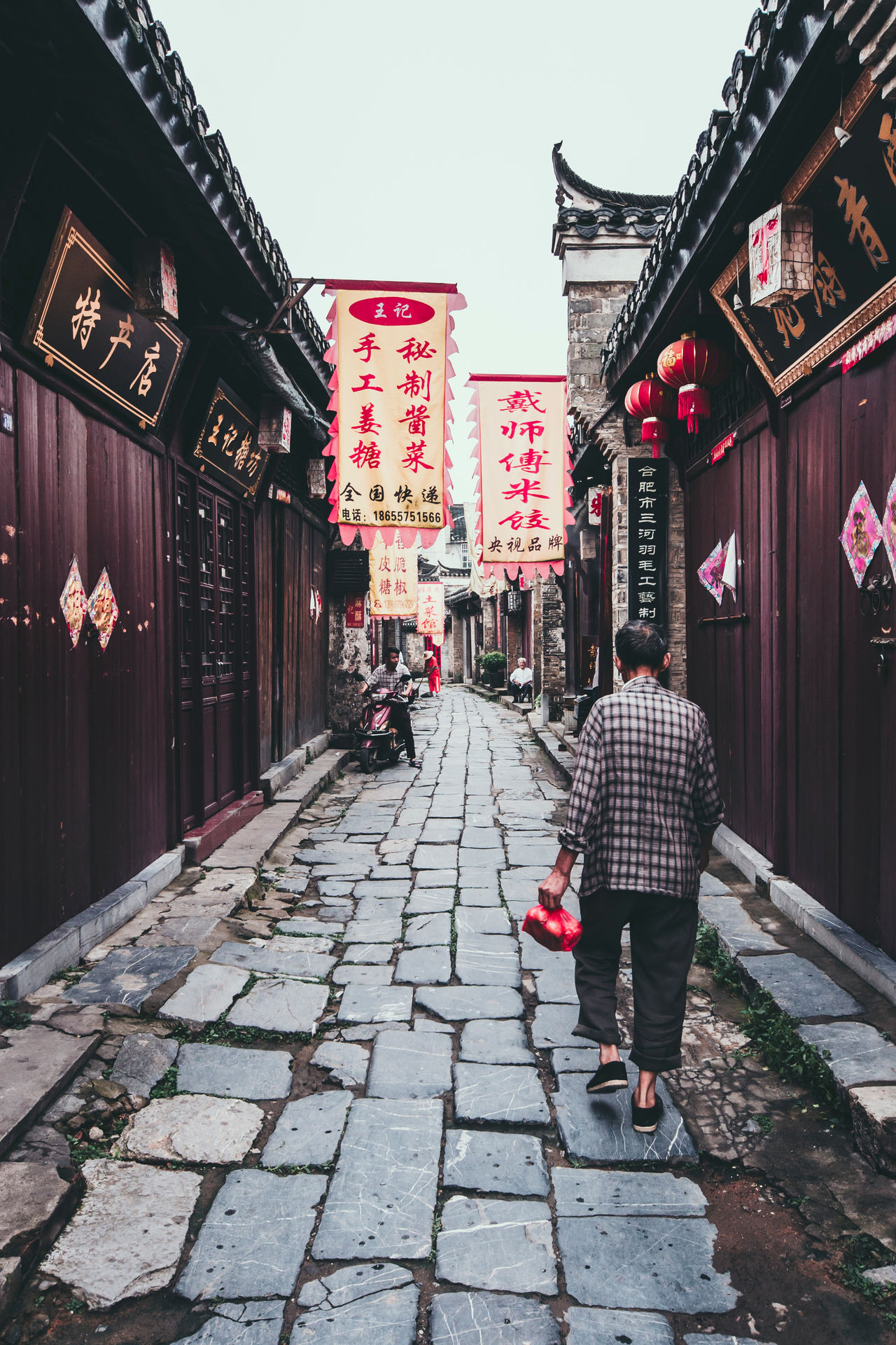 Morning in Sanhe ,Anhui, China Alley Alleyway Anhui Architecture Building Building Exterior Built Structure Chinese Classic Lifestyles Residential Structure S Sanhe Shop Tour Tradition Tranquility Walkway