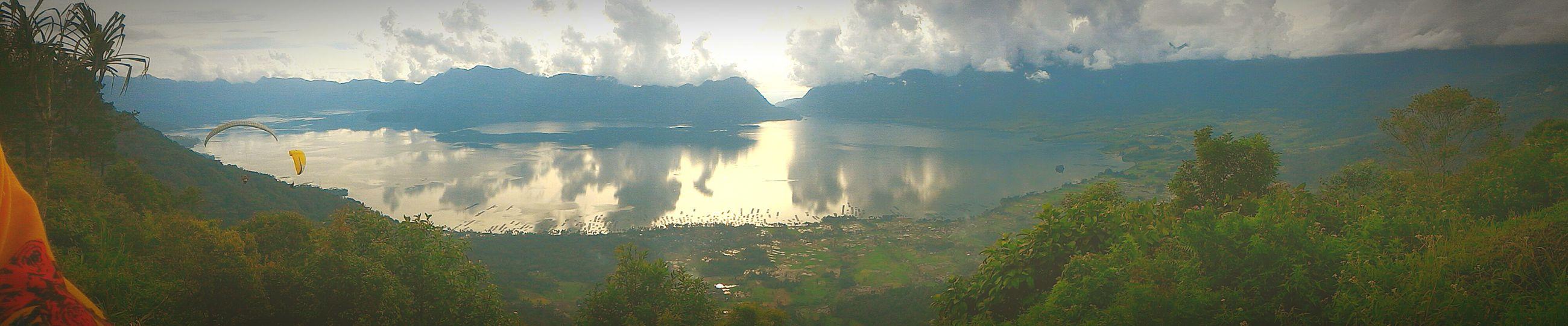 Maninjau lake,west sumatra