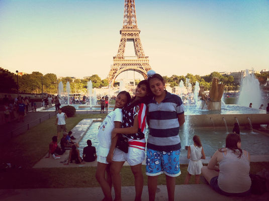 Paris by Manpreet Singh