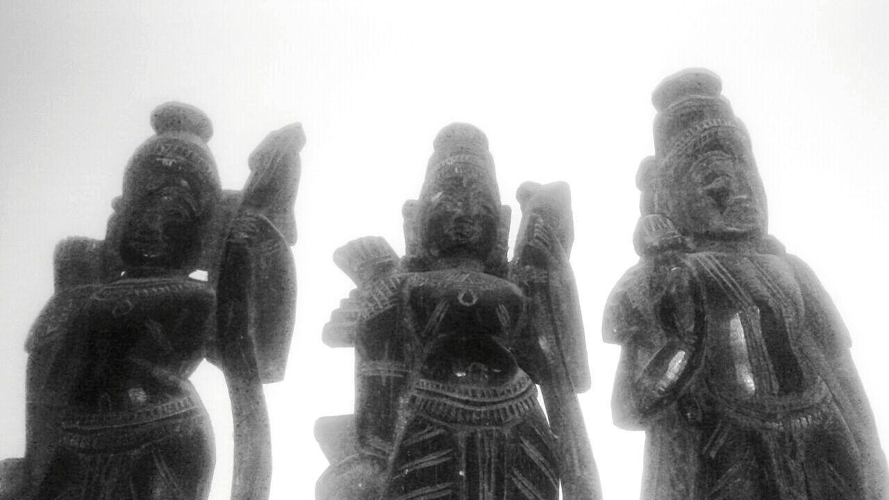 Mythology Ramayana Ramlakshmansita Idols:) Taking Photos Eyemphotography Legend incredible india SomewhereInIndiasomewhereinindia :)