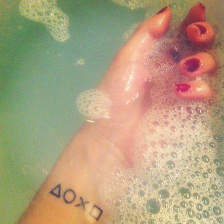 my tattoo, lovelove <3