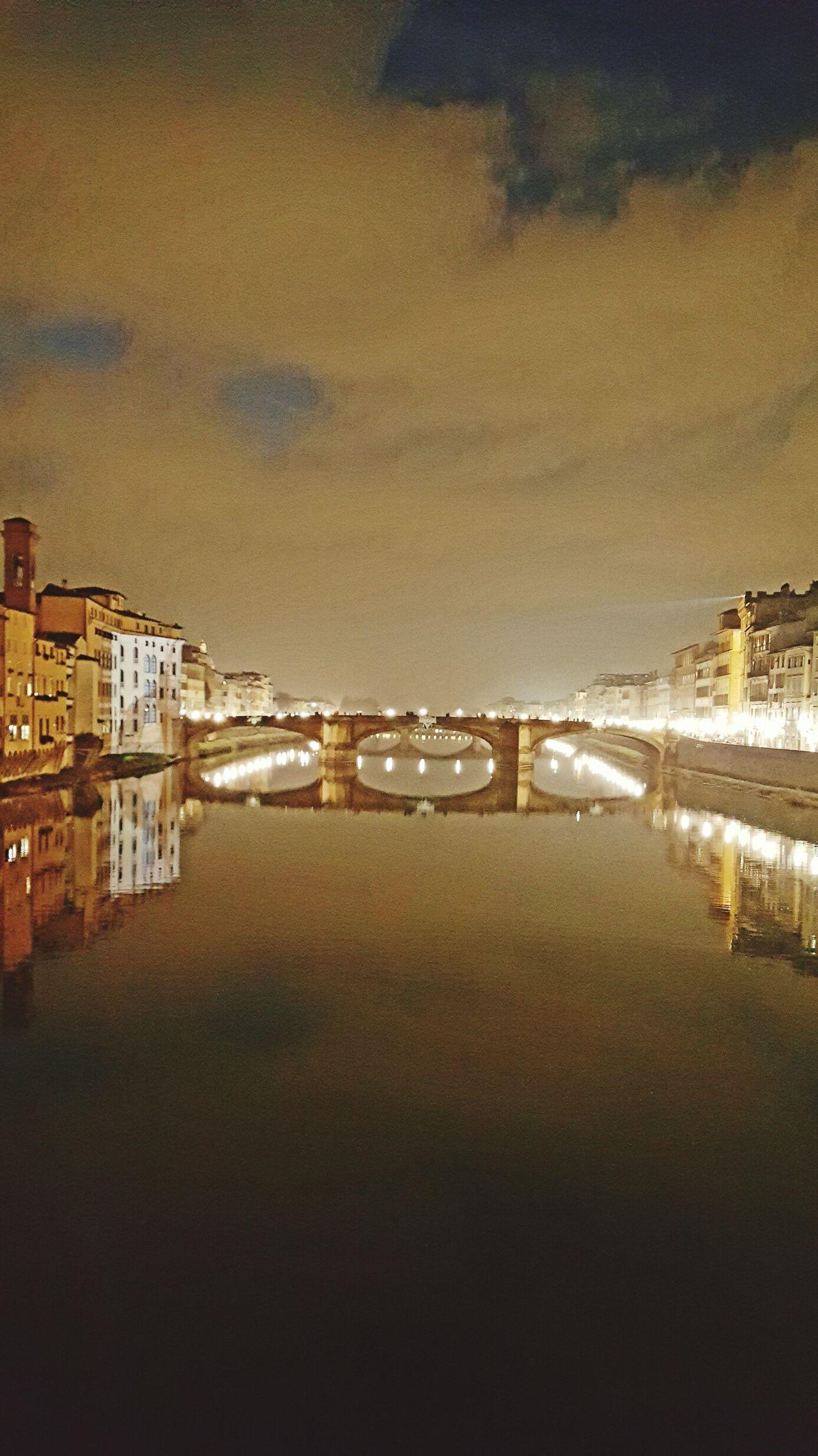 Italy❤️ Firenze Firenzebynight Illuminated Ponte